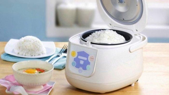 Berapa Lama Nasi Boleh Dipanaskan Menggunakan Rice Cooker?