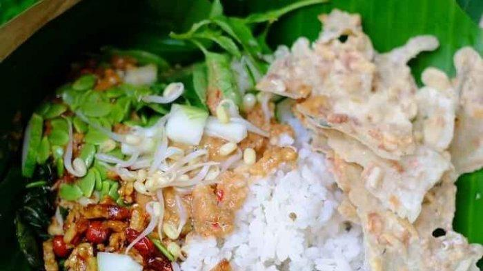 Sejarah dan Fakta Nasi Pecel, Kuliner Tradisional yang Menyehatkan
