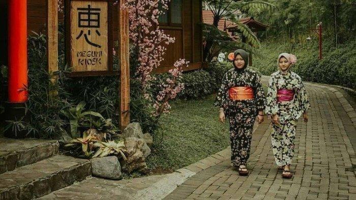 Tak Usah Jauh-jauh ke Jepang, Malang Juga Punya Objek Wisata Mirip Negeri Sakura