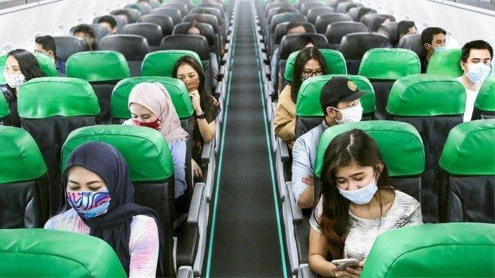 Hindari Terkena Virus Saat di Pesawat, Ini Tipsnya