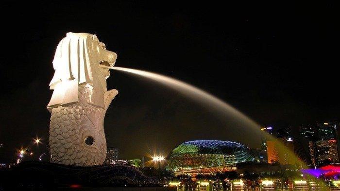 6 Fakta Patung Merlion, Ikon Singapura yang Kini Bisa Dijumpai di Indonesia