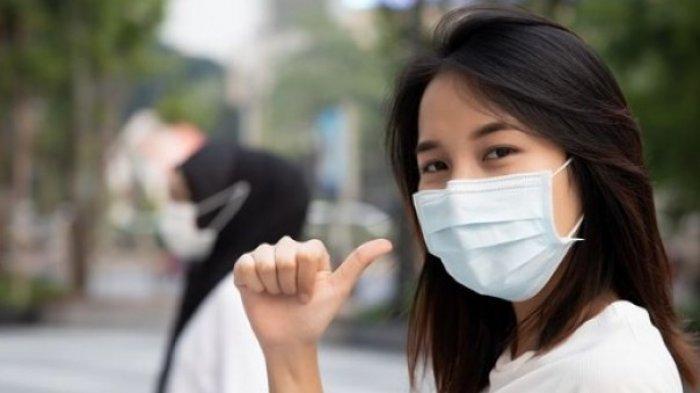 Di Kota Padang, Tidak Menegnakan Masker Didenda Rp 250 Ribu