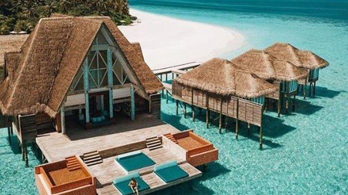 Rekomendasi 6 Hotel Terapung Paling Indah di Dunia, Salah Satunya di Kaltim