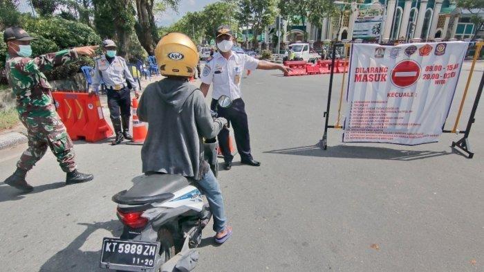 Ada Larangan Mudik, Walikota Balikpapan Rizal Effendi Perketat Akses Darat