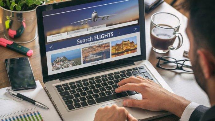 Ini yang Harus Dilakukan Saat Pesan Tiket Pesawat Secara Online