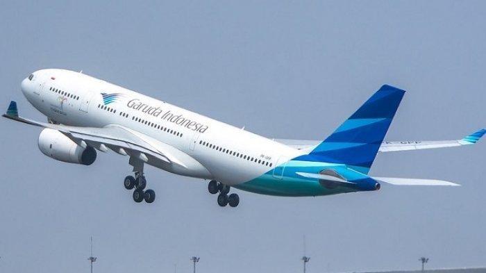 Garuda Indonesia Siapkan Pesawat Boeing 777-300ER dan Airbus A330-300