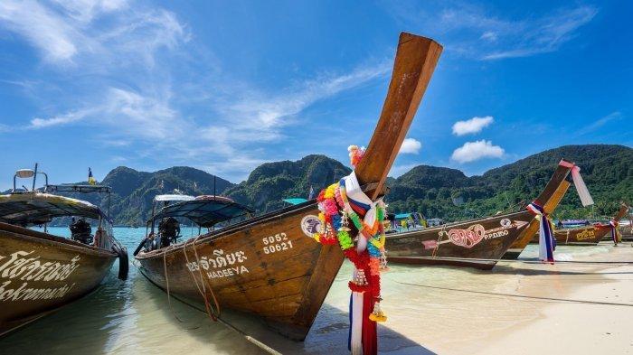 Thailand Mulai Buka Pariwisata Mulai 1 Oktober