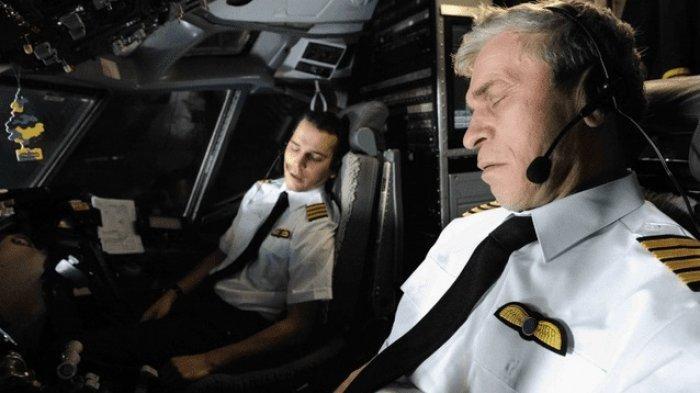 Pilot Mengantuk, Apakah Bisa Membahayakan Penerbangan?