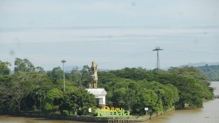 Pulau Kumala, Jadi Ikon Destinasi Wisata Tenggarong