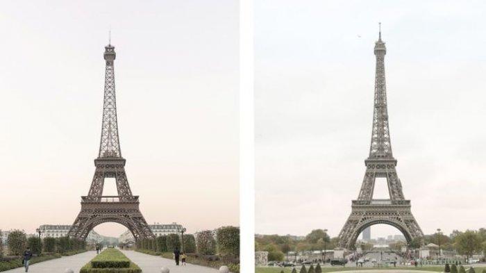 Untuk Apa China Membangun Kota Tiruan yang Sama Persis dengan Paris?
