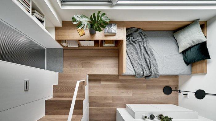 7 Tips Membuat Ruangan Sempit Terasa Lebih Luas