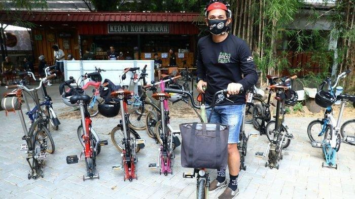 Cerita Gowes Rute Bekasi-Bandung-Jogja, Dengan Sepeda Brompton Tipe Explore