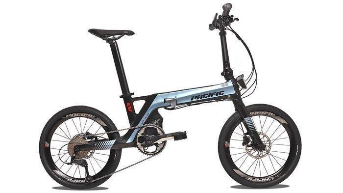 Daftar Harga Sepeda Lipat Merek Pacifik dan Brompton, Ada Tipe E-Bike Rp 35.000.000