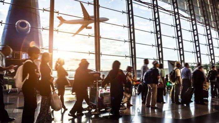 New Normal, Ini 10 Kebiasaan Baru Penumpang Pesawat di Bandara, Tiba Lebih Awal 2-3 Jam