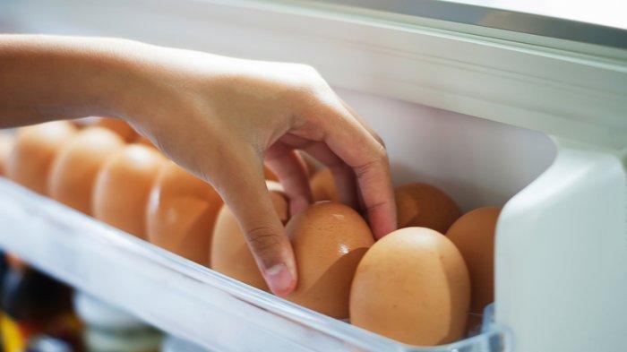Jangan Simpan Telur di Kulkas, Ini Bahayanya