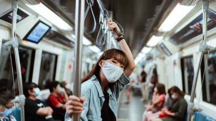 Tips Agar Aman Naik Transportasi Umum di tengah Pandemi