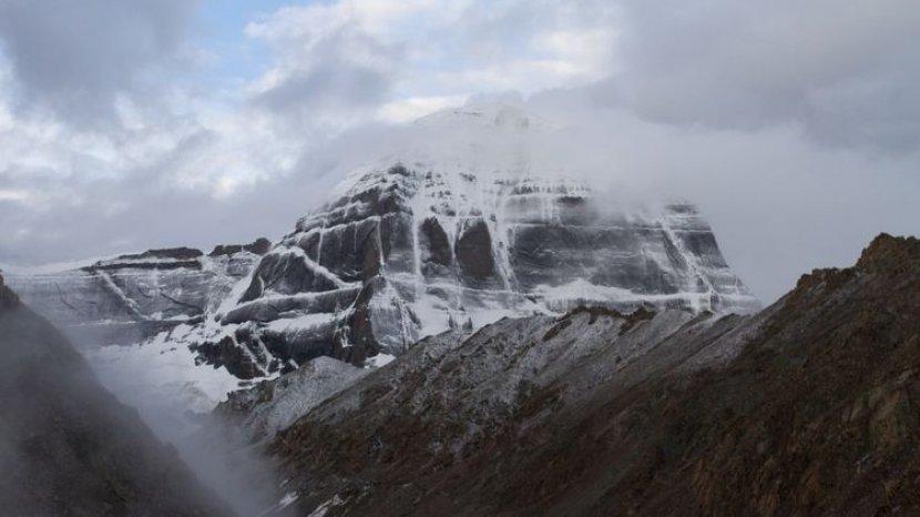 Gunung Kailash, Rumah Dewa Siwa jadi Puncak Paling Misterius di Dunia