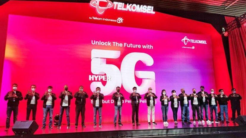 Telkomsel Resmi Gunakan Jaringan 5G, Ini Daerah yang Kebagian