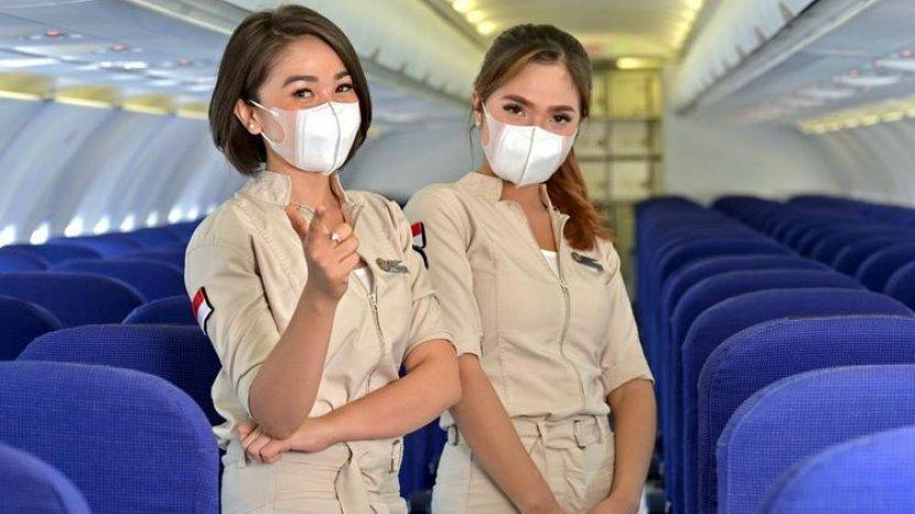 Ada Maskapai Baru, Tanpa Modal Asing, Siapa Sosok di Balik Super Air Jet?