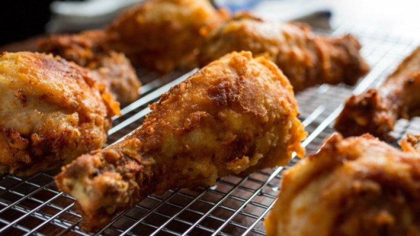 Cara Menghangatkan Ayam Goreng Tepung untuk Sahur atau Buka Puasa