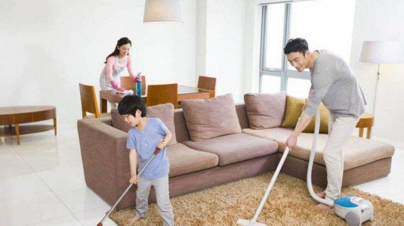 7 Tips Agar Rumah Tetap Rapi dan Bersih Setiap Hari
