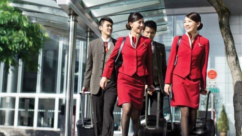 Ini Alasan Mengapa Maskapai Penerbangan Merekrut Pramugari di Berbagai Negara