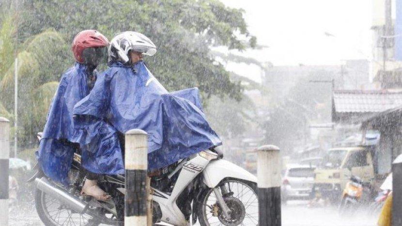 Prakiraan Cuaca Balikpapan, Minggu 5 Juli 2020, Siang Ini Diprediksi Hujan Disertai Petir