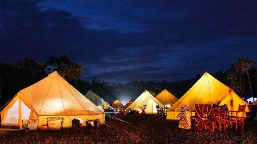 3 Lokasi Glamping di Bogor, Bisa untuk Liburan Akhir Pekan Bersama Anak-anak