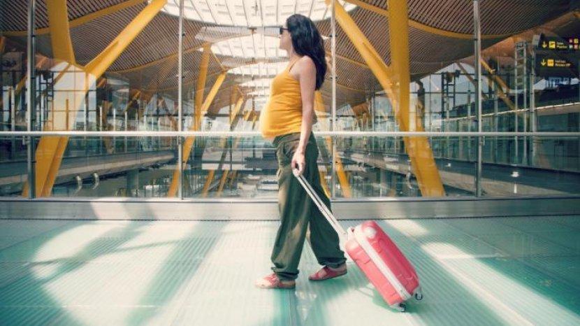 Mengapa Maskapai Penerbangan Beri Syarat Tambahan untuk Ibu Hamil? Ini Alasannya