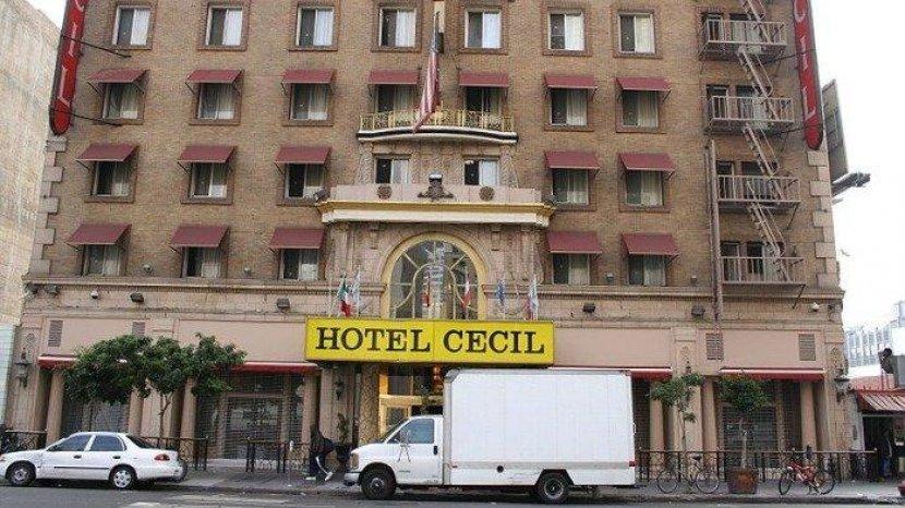 Hotel Cecil, Banyak Tamu yang Tewas di Tempat Ini