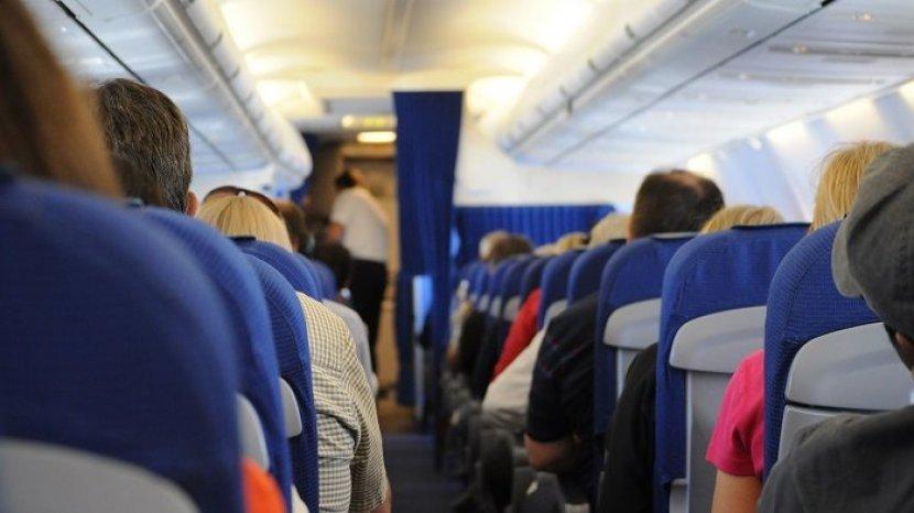 Covid-19 Dapat Ditularkan dalam Penerbangan Jarak Jauh, Amankah Penerbangan Bagi Penumpang?