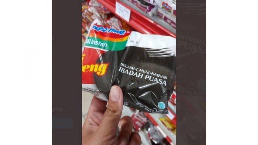 Ada Indomie Edisi Ramadan, Apa Bedanya?