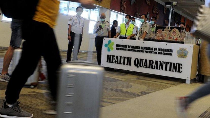 Wabah Virus Corona, Jumlah Penumpang Pesawat Turun 34 Persen