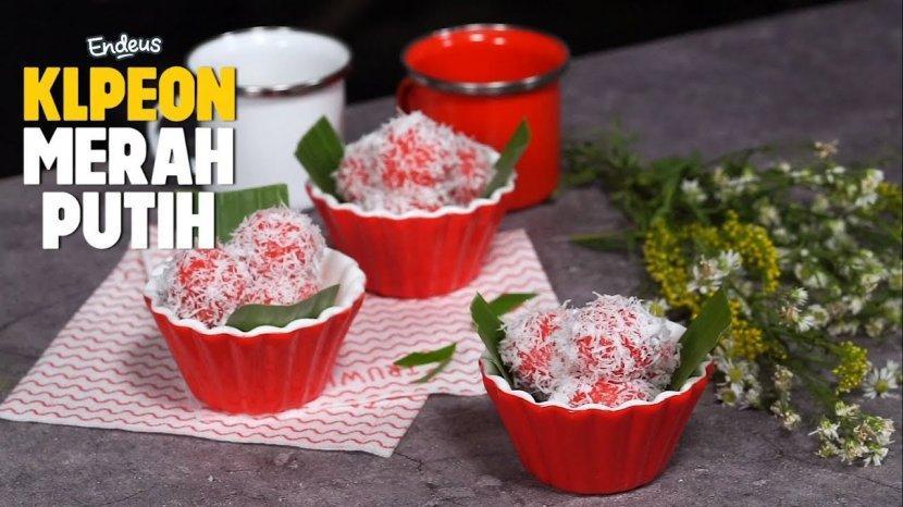 Selain Tumpeng, Klepon Merah Putih Juga Jadi Tradisi Kuliner di Hari Kemerdekaan