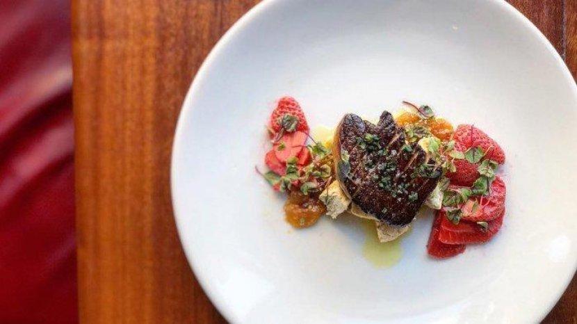 Foie Gras, Hidangan Mewah Khas Prancis yang Dilarang di Dunia