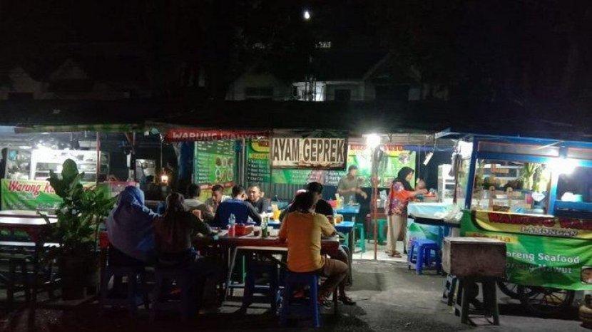 Warung Angkringan Murah dan Enak di Kota Balikpapan