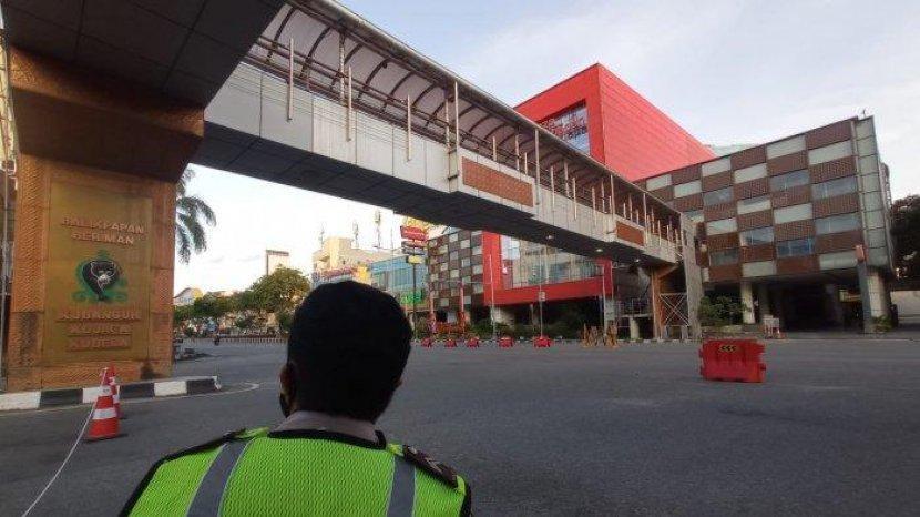 Selama PPKM Darurat, Pusat Perbelanjaan Balikpapan Layani Delivery & Take Away