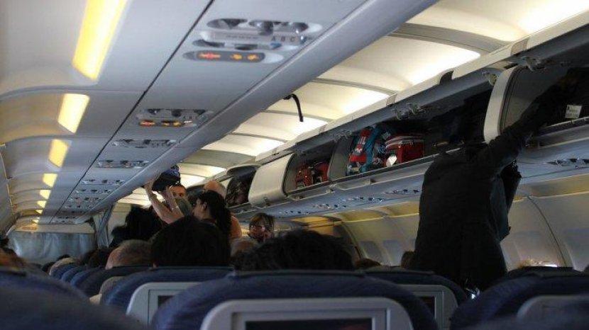 Amankah Menggunakan Toilet di Pesawat Selama Pandemi?