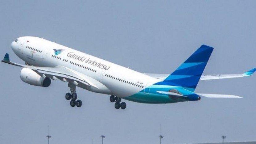 Garuda Indonesia Buka 11 Rute Baru Domestik, Berikut Rutenya