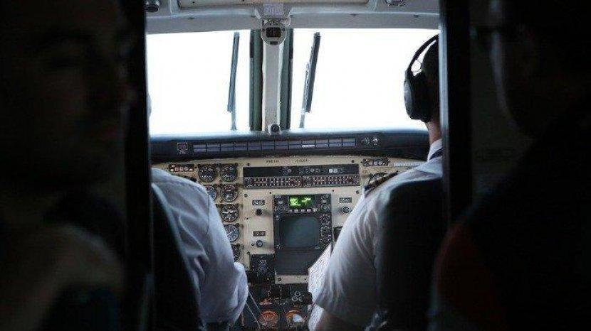 Bagaimana Jika Pilot Tidur Selama Penerbangan? Ini Faktanya