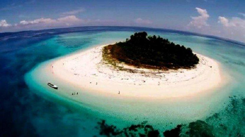 Pulau Kaniungan, Tempat Wisata di Kalimantan Timur yang Tersembunyi
