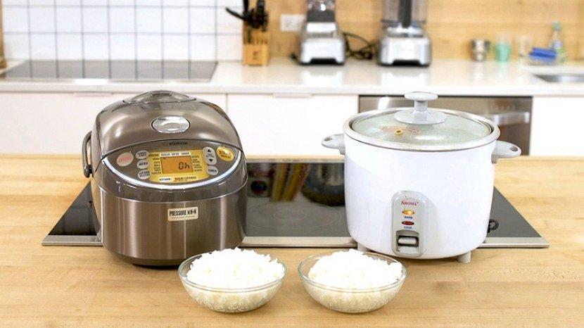 Ini Perbedaan Rice Cooker, Magic Jar, dan Magic Com