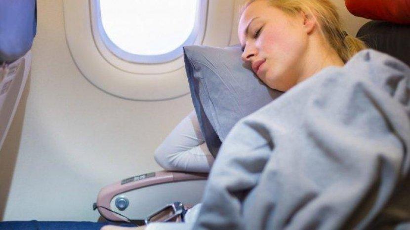 Penumpang Pesawat Sebaiknya Bawa Selimut Sendiri, Ini Alasannya