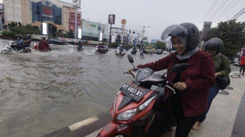 Prakiraan Cuaca BMKG, Samarinda Rabu 27 Mei 2020 Bakal Diguyur Hujan Menjelang Senja