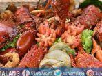 Nasi Goreng Seafood Kalimantan Seharga Rp 1,7 Juta di Surabaya, Apa Rasanya?