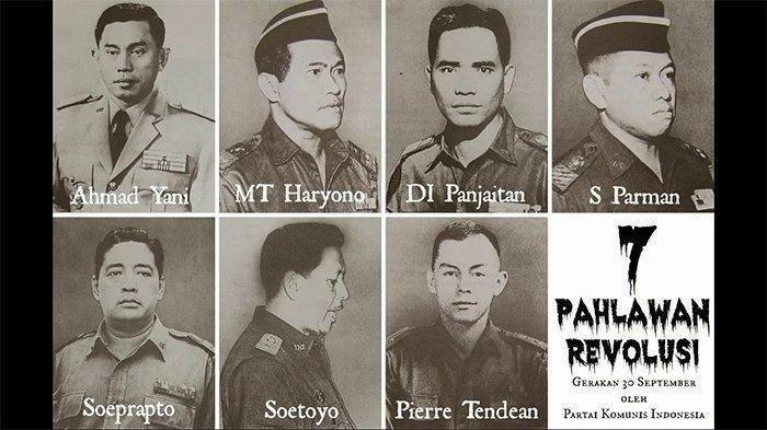 7 Jenderal yang Dibunuh PKI , Ini Kisah Penemuan hingga Pengangkatan Jenazahnya