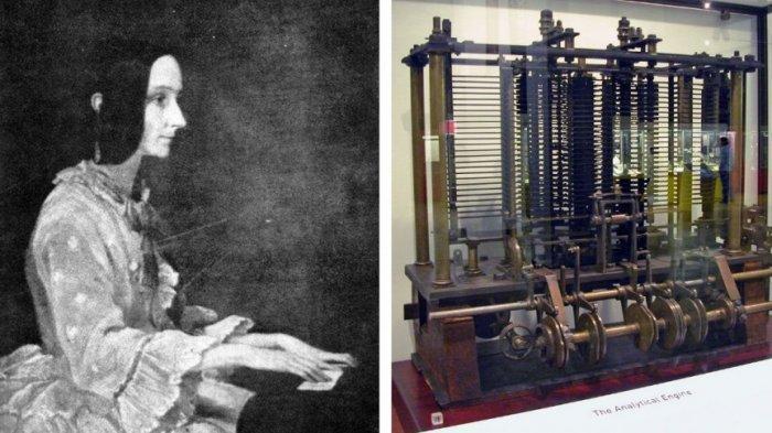 Usia Lovelace baru menginjak 17 tahun. Dalam acara tersebut, Babbage mendemonstrasikan mesin penghitung bernama Difference Engine yang sedang dikembangkannya.