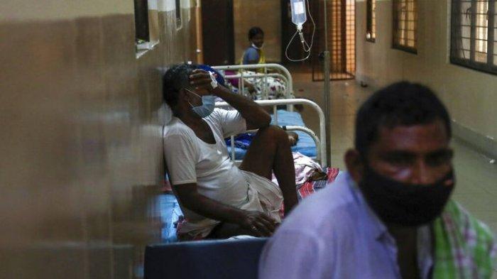Sembuh dari Covid-19, 9.000 Orang India Terinfeksi Jamur Hitam