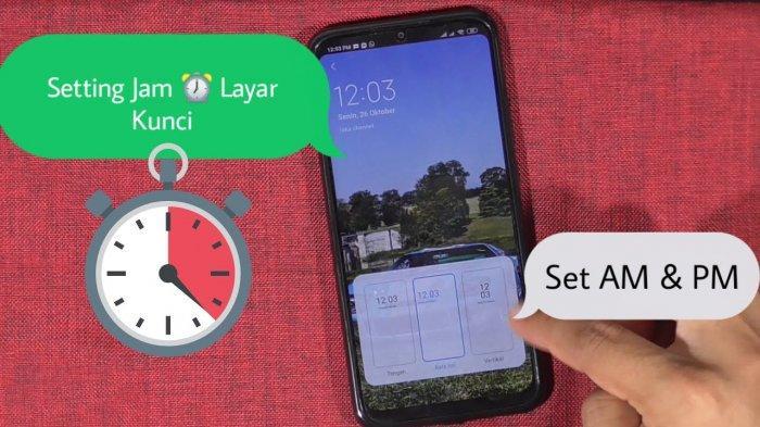 Apa Kepanjangan dari AM dan PM di Jam Digital Ponsel?
