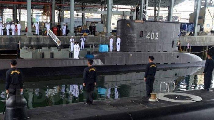 Spesifikasi Kapal Selam KRI Nanggala-402 Milik TNI AL yang Dilaporkan Hilang di Perairan Bali